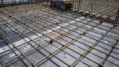 Двойное армирование бетона время перемешивания бетонной смеси в бетоносмесителе