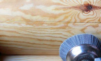 Можно ли болгаркой шлифовать деревянный пол?
